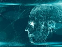Technology of AI Artificial intelligence dig data machine deep learning