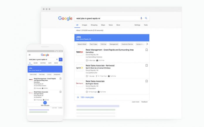 What is the impact of Google for Jobs on job boards?