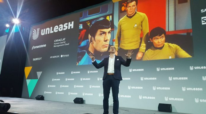 This was the inspiring first day of UNLEASH Paris in 10 social posts
