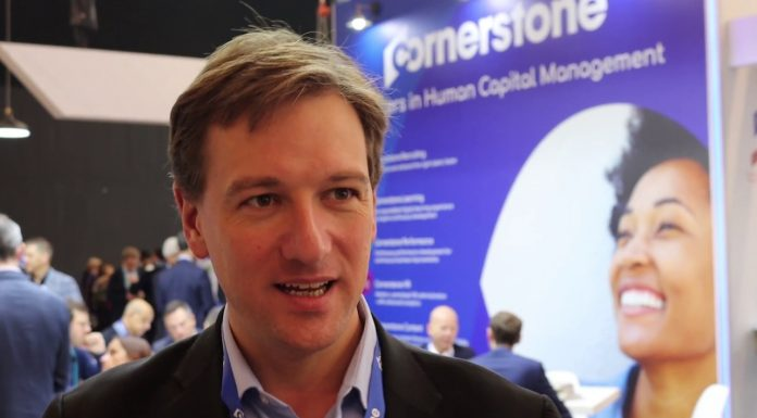 """Geoffroy de Lestrange: """"As soon as your company has an ambitious HR strategy, you might need Cornerstone"""""""