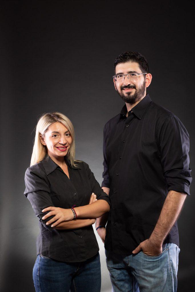 Athina Polina Dova and Ilias Vartholomaios (Owiwi)