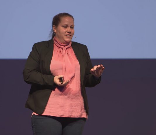 RTE19 keynote: Expert Megan Marie Butler on the opportunities AI offers for HR and recruitment