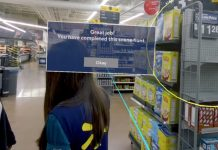This is how Walmart uses virtual reality to hire new managers